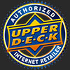 Upper Deck Authorized Internet Retailer