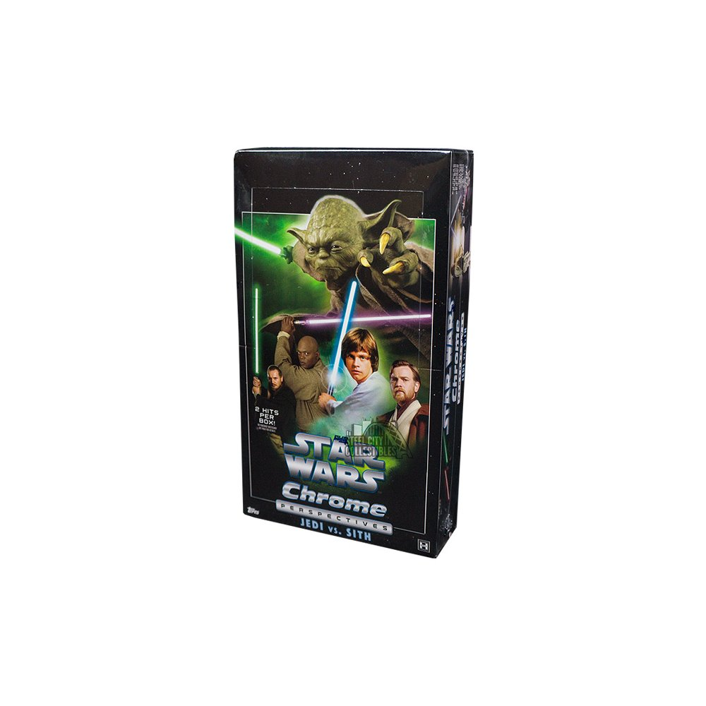 2015 Topps Star Wars Chrome Perspectives Jedi vs Sith Autographs and Signed Memorabilia