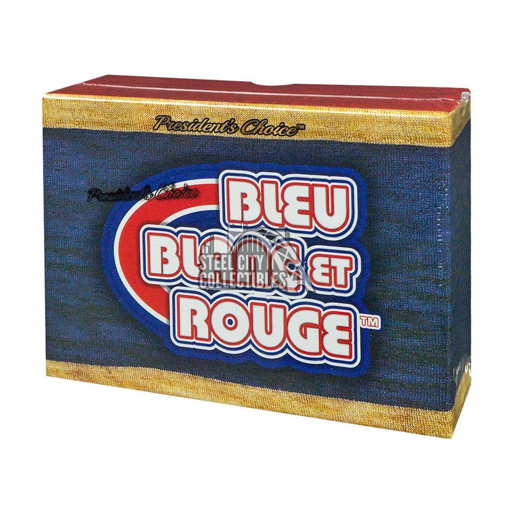 2017 18 presidents choice bleu blanc et rouge hockey hobby box. Black Bedroom Furniture Sets. Home Design Ideas