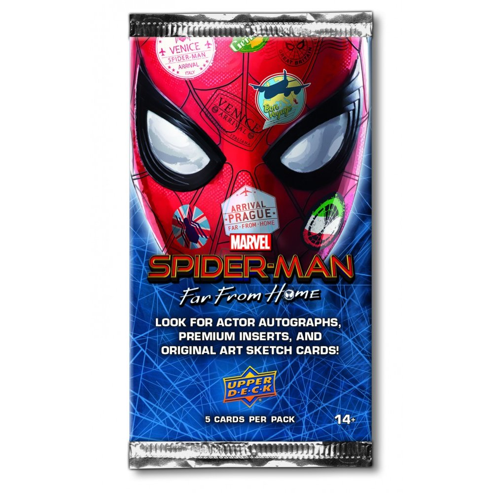 MARVEL FIGURE FACTORY SERIES 1 TRADING CARD NUMBER 18