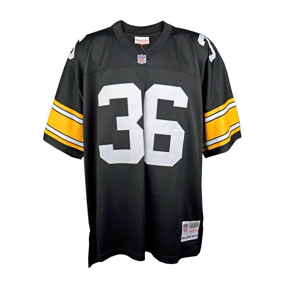 first rate 4ee6d 6fc84 Jerome Bettis Pittsburgh Steelers Mitchell & Ness Replica Jersey