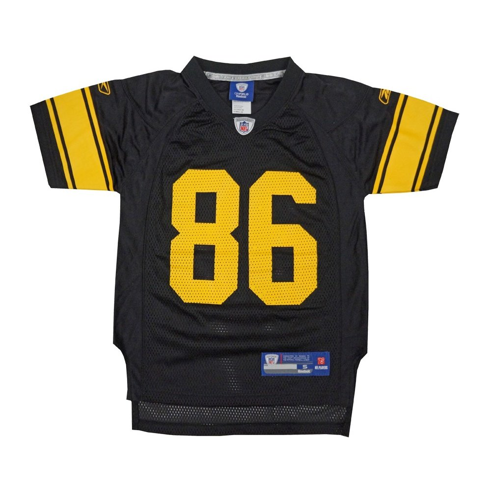 pick up 4f200 f49b7 Hines Ward Pittsburgh Steelers Reebok NFL Youth Alternate ...