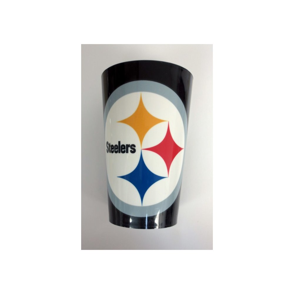 Home Decor Pittsburgh: Pittsburgh Steelers NFL Bathroom Tumbler Cup