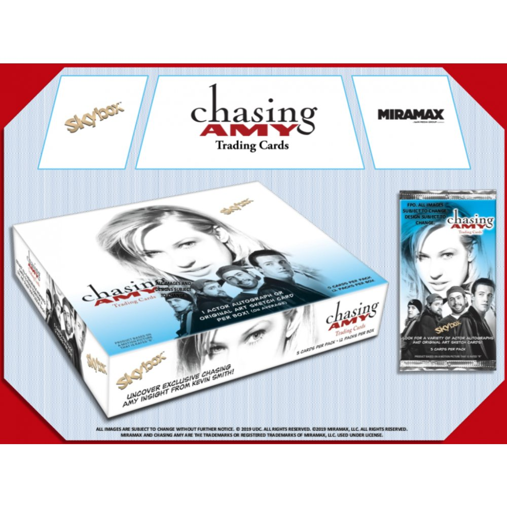 2019 Upper Deck Chasing Amy Autographs and Signed Memorabilia
