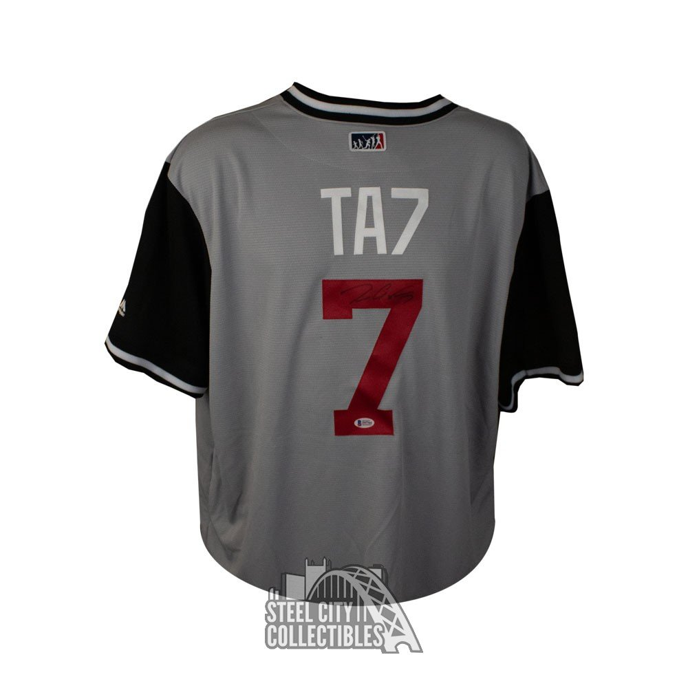 huge selection of 93ed1 d103f Tim Anderson Chicago White Sox Players Weekend TA7 Autographed Jersey- BAS
