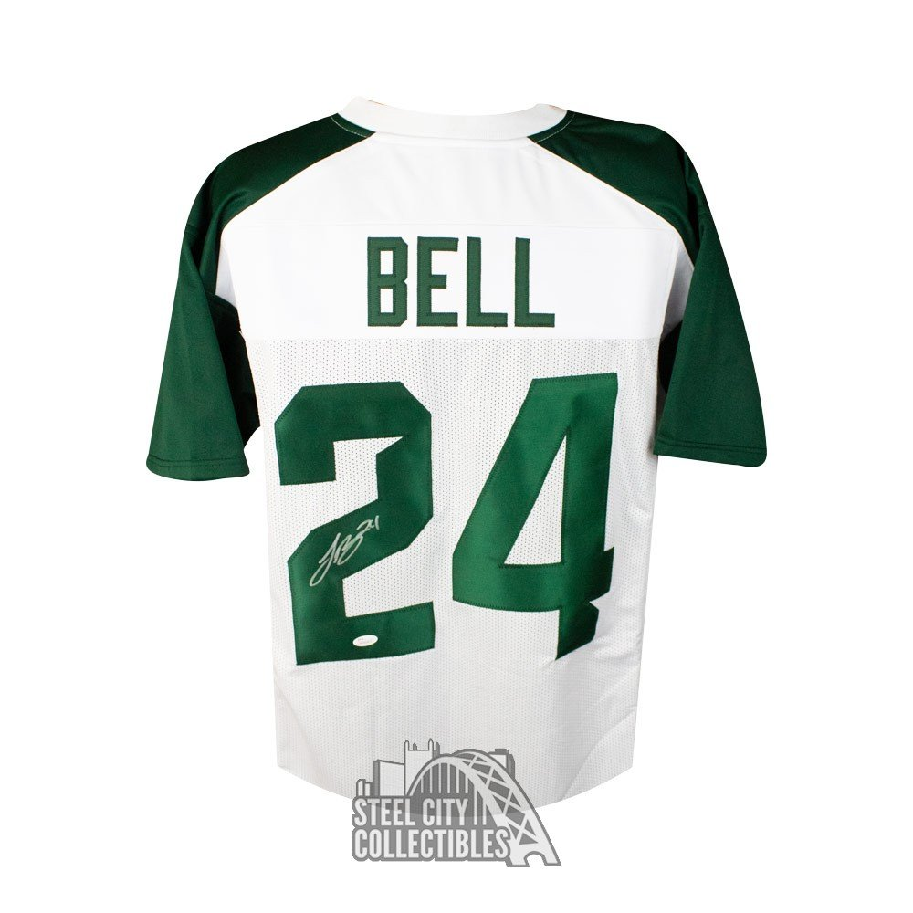 new product c9c61 68936 Le'Veon Bell Autographed Michigan State Custom Football Jersey - JSA COA