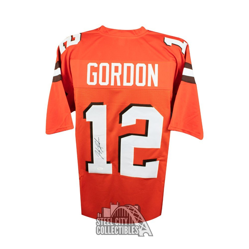 josh gordon signed jersey