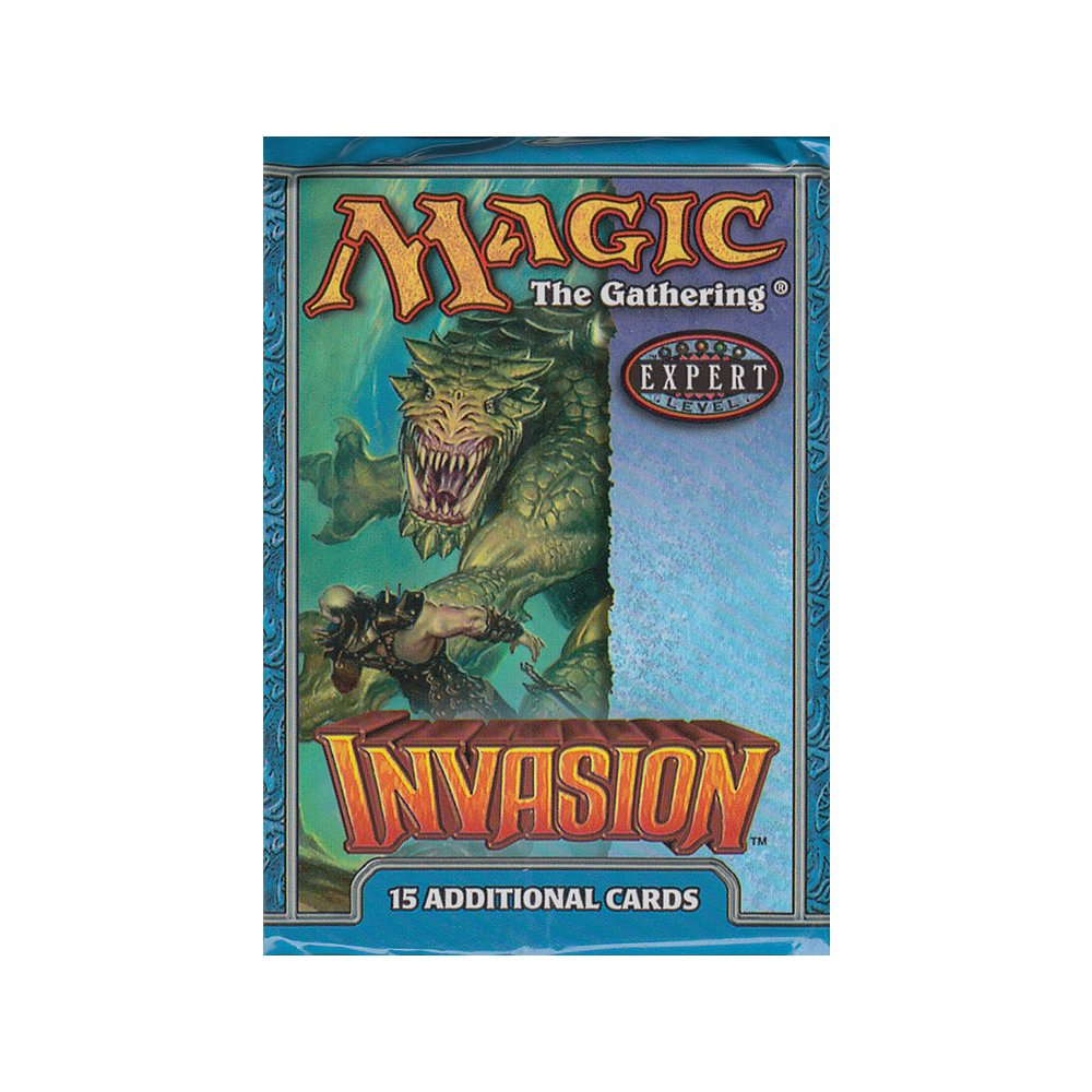 Invasion Block English MTG: PLANESHIFT Sealed Booster Pack from Box Magic