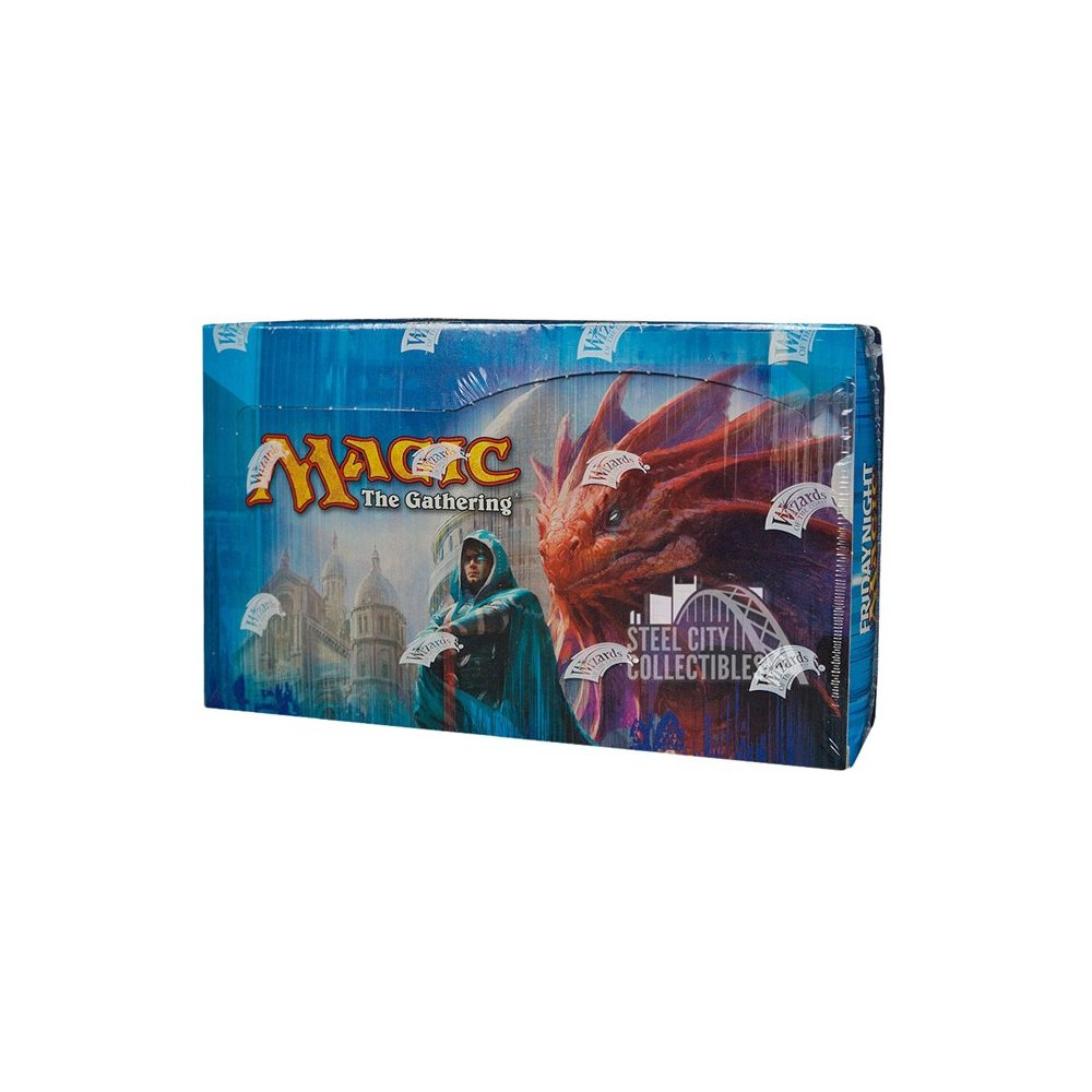 Magic The Gathering Return To Ravnica Booster Box Steel