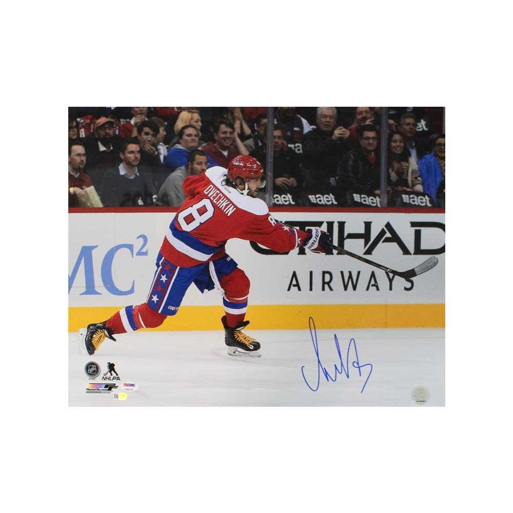3ab8c676847 Alexander Ovechkin Autographed Washington Capitals 16x20 Photo ...