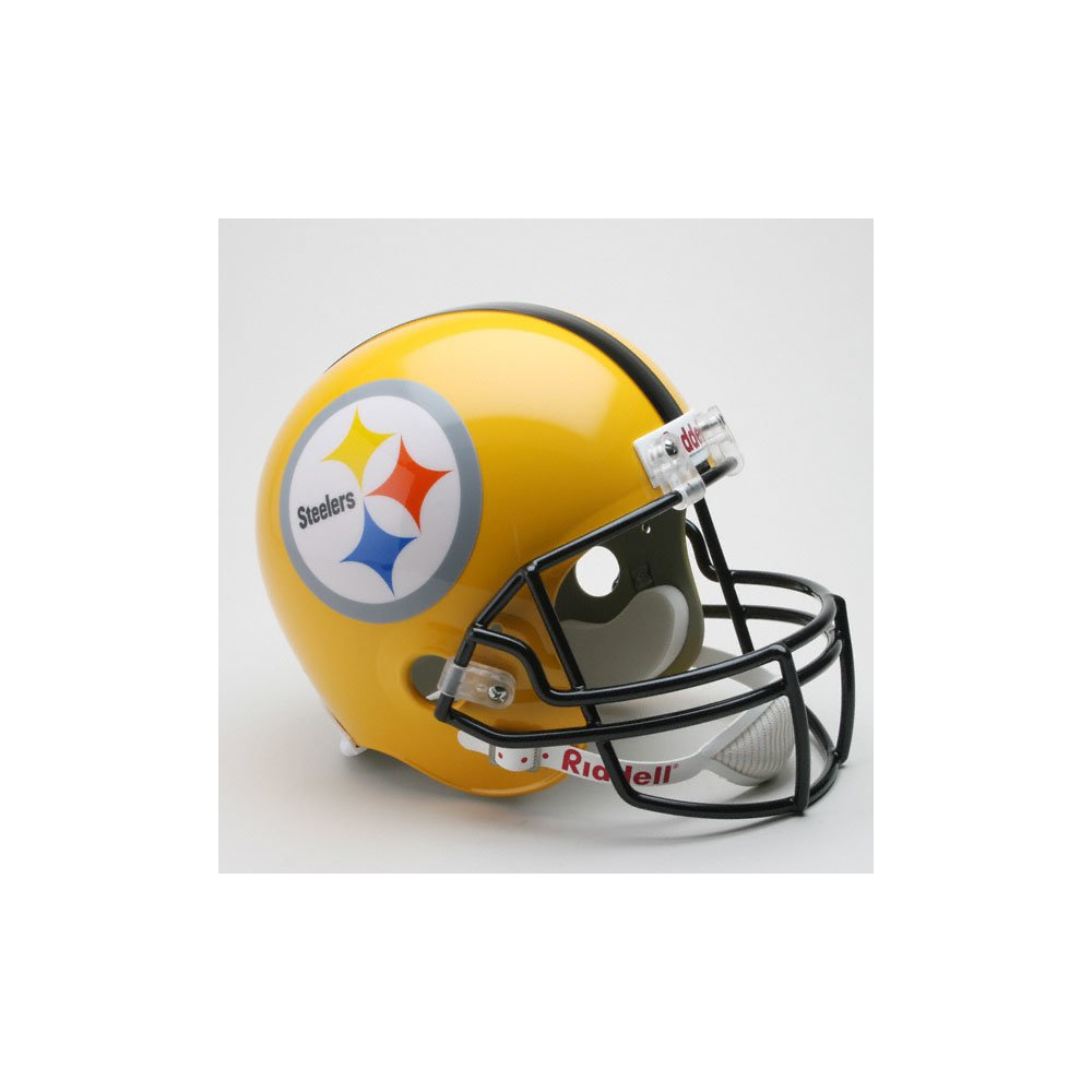 986a6161 Riddell Pittsburgh Steelers Alternate Replica Helmet | Steel City  Collectibles