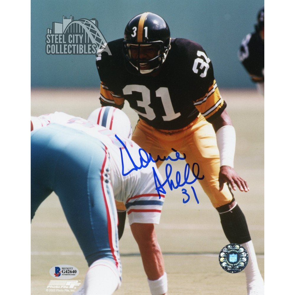 2f35b381d61 Donnie Shell Autographed Pittsburgh Steelers 8x10 Photo - BAS COA | Steel  City Collectibles