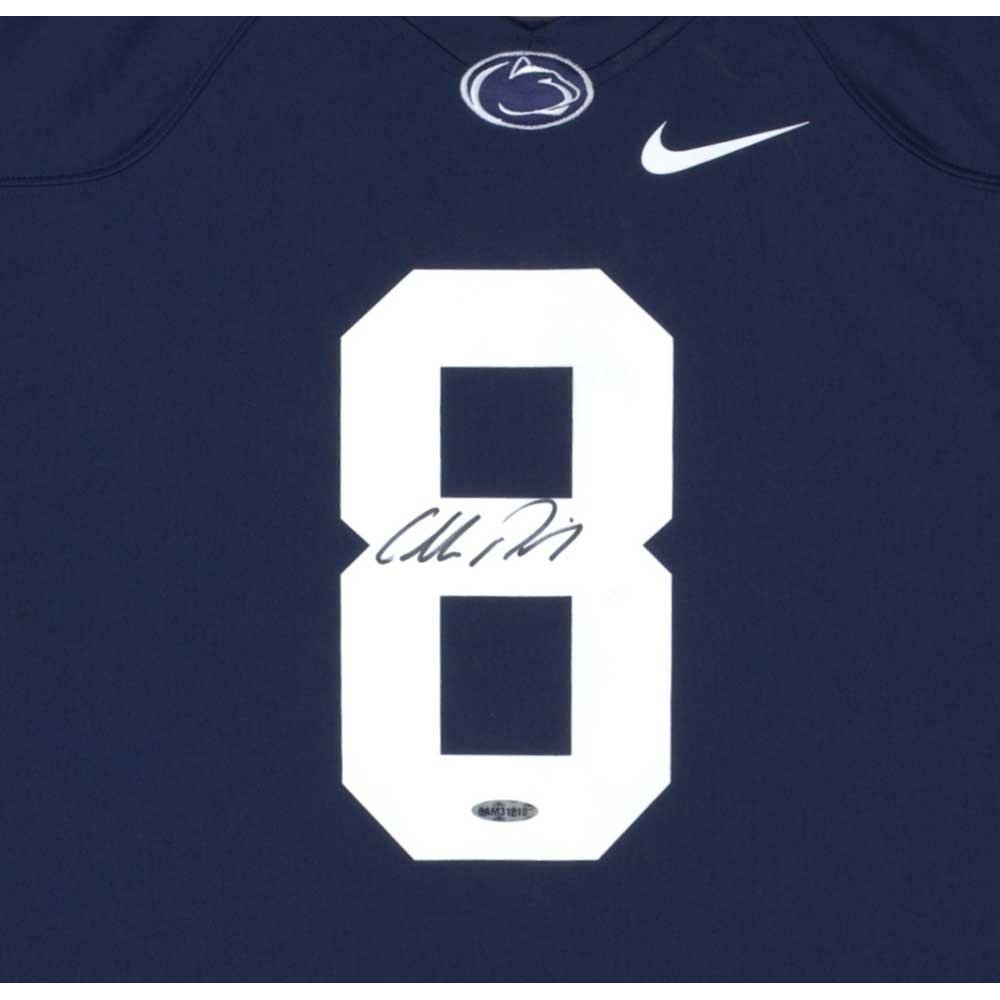 Allen Robinson Autographed Penn State Nike Navy Game Football Jersey Upper Deck