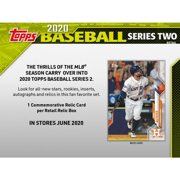 2018 Topps Series 2 Baseball EXCLUSIVE Hanger Case-8 HUGE Factory Sealed Boxes!