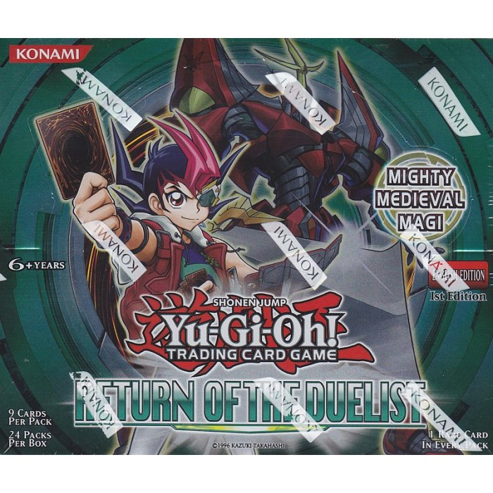 YUGIOH cards ABYSS RISING SPECIAL EDITION BOX 10ct SEALED IN HAND!!