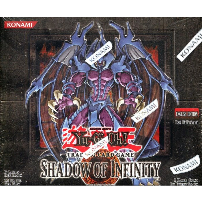 Yugioh Shadow Of Infinity Pack