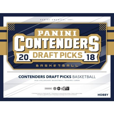 Steel city collectibles shop sports cards gaming cards apparel 2018 19 panini contenders draft picks collegiate basketball hobby pack reheart Gallery